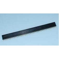 40-pin 2.54mm PCB Female Header