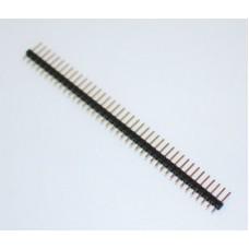 40-pin 2.54mm PCB Male Header